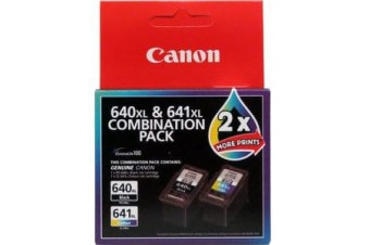 Canon PG-640XL + CL-641XL Original Black,Cyan,Magenta,Yellow Multipack 2 pc(s)