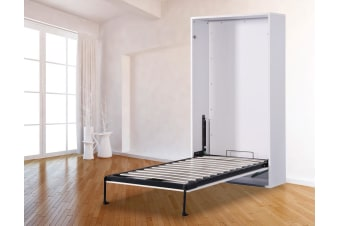 Palermo Single Size Wall Bed Diamond Edition