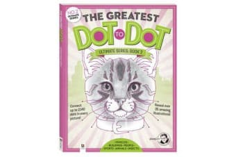 The Greatest Dot-to-Dot Ultimate Series Book 2