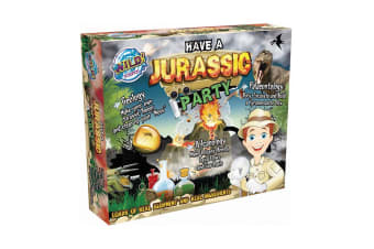 Wild! Science Jurassic Party