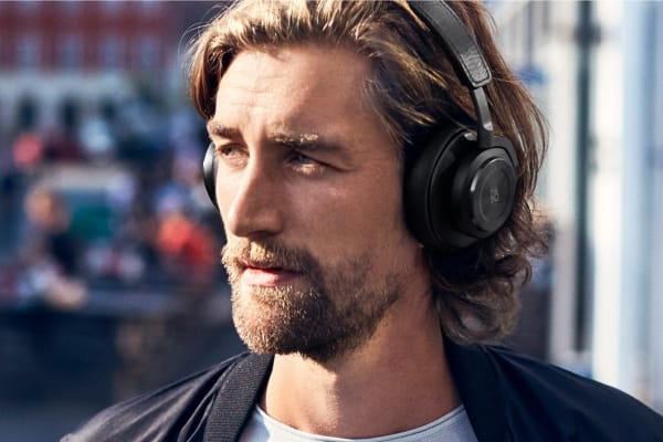 B&O Beoplay H9 Over-Ear Wireless Headphones (Black)