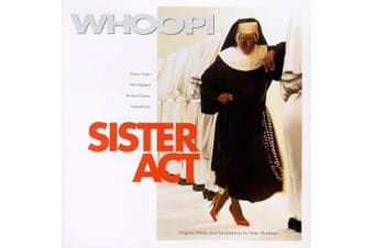 Various – (Music From The Original Motion Picture Soundtrack) Sister Act PRE-OWNED CD: DISC EXCELLENT