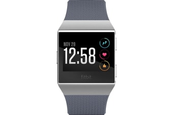 Fitbit Ionic Smartwatch - Ionic Blue Gray White