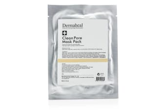 Dermaheal Clean Pore Mask Pack 22g/0.7oz