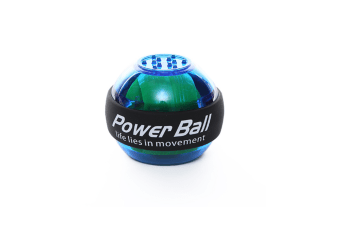 Wrist Trainer Powerball Arm Strengthener Essential Gyroscopic Wrist And Forearm Exerciser Ball Blue