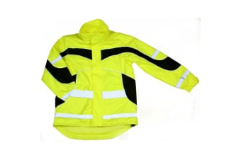 Equisafety Lightweight Jacket (Yellow)