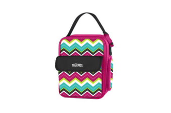 Thermos Upright Lunch Kit - Chevron