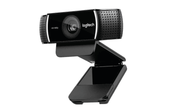 Logitech C922 Pro Stream webcam 1920 x 1080 pixels USB Black