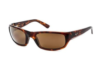 Maui Jim Stingray H103 10 Tortoise Mens Womens Sunglasses Polarised