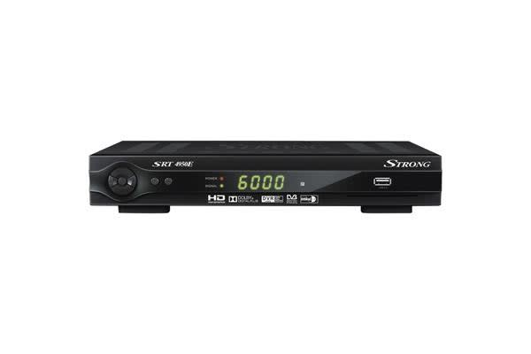 Strong Srt4950E Hd Dvbs2 Sat Receiver