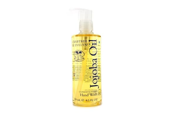 Crabtree & Evelyn Jojoba Oil Conditioning Hand Wash (250ml/8.5oz)