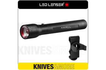 New LED LENSER P17 Flashlight 1000 Lumens Torch & Intelligent Clip
