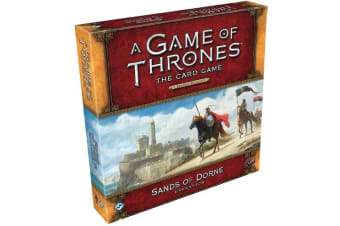 A Game of Thrones LCG Sands of Dorne Deluxe Expansion