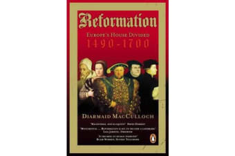 Reformation - Europe's House Divided 1490-1700