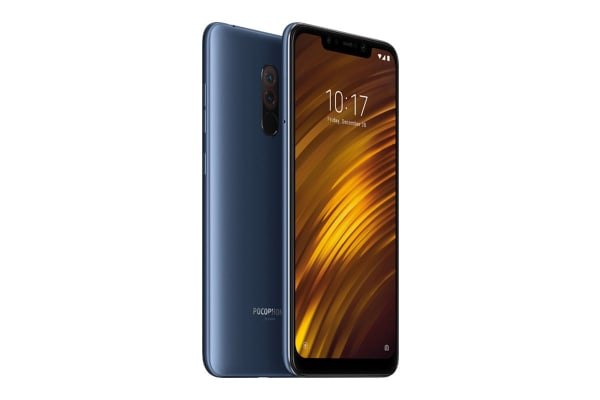 Xiaomi Pocophone F1 (128GB, Steel Blue)