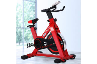 Spin Exercise Bike Flywheel Cycling Fitness Commercial Home Workout Gym