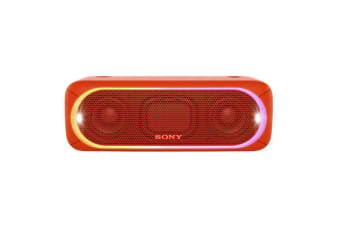 Sony SRS-XB30 Extra Bass Portable Wireless Speaker - Red
