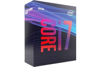 Intel Core i7-9700 3.0Ghz with Fan s1151 Coffee Lake 9th Generation Boxed 3 Years Warranty
