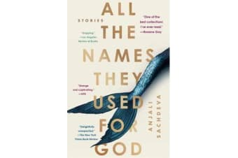 All the Names They Used for God - Stories