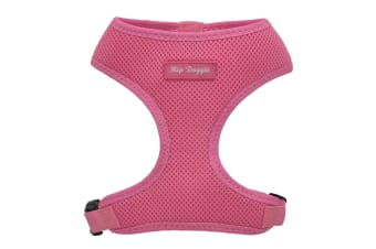 Hip Doggie Ultra Comfort Harness Vest (Pink)