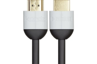 1M HDMI Pro Series Lead High Speed With Ethernet Kordz