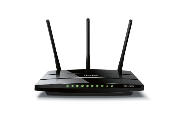 TP-Link Archer C1200 AC1200 Wireless Dual Band Gigabit Router (TL-ARCHERC1200)