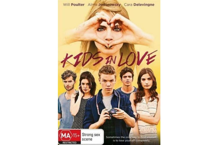 Kids In Love (2017) (Region 4)  - Rare- Aus Stock DVD  PREOWNED: DISC LIKE NEW