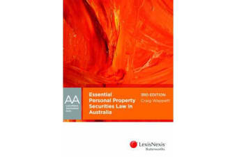 LexisNexis Annotated Acts - Essential Personal Property Securities Law in Australia