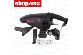HAND HELD CORDLESS RECHARGABLE VACUUM CLEANER BATTERY CARAVAN SHOP VAC HANDHELD