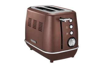Morphy Richards Evoke 2-Slice Toaster - Bronze (224401)