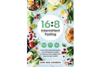 16 - 8 Intermittent Fasting
