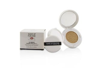 Make Up For Ever UV Bright Cushion SPF35/PA+++ - # R230 Ivory 2x15g