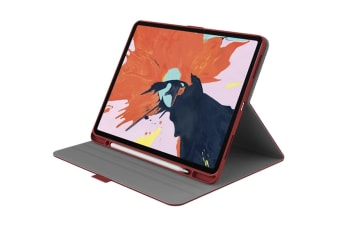 "Cygnett TekView Slimline Case with Apple Pencil Holder for iPad Pro 11"" - Red/Red (CY2711TEKVI)"