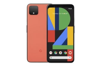 New Google Pixel 4 128GB 6GB RAM 4G LTE Smartphone Just Black (FREE DELIVERY + 1 YEAR AU WARRANTY)