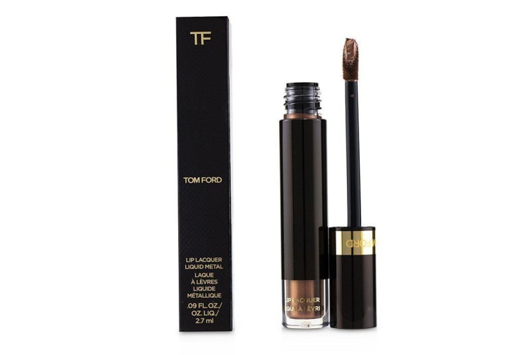 Tom Ford Lip Lacquer Liquid Metal - # 01 Copper Chic 2.7ml/0.09oz