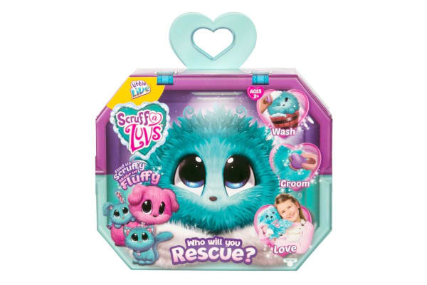 Little Live Scruff-A-Luvs Single Pack (Assorted)