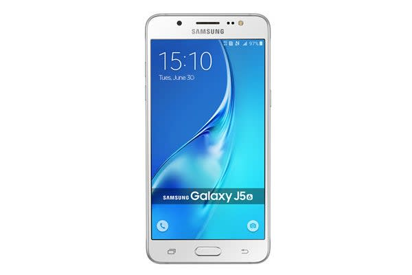 white samsung galaxy phones. samsung galaxy j5 dual sim j510 (16gb, white) white phones