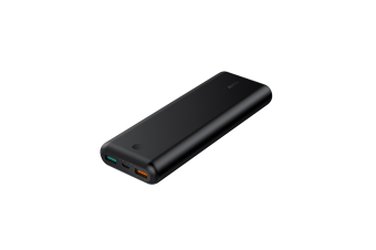 AUKEY 20100mAh USB-C Port QC 3.0 External Battery Power Bank Portable Charger