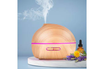 Ultrasonic Aroma Diffuser Essential OilS Electric Humidifier Aromatherapy R3B