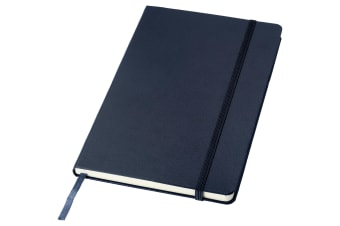 JournalBooks Classic Office Notebook (Navy)