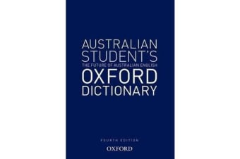 Australian Student's Oxford Dictionary