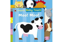 Baby Touch - Moo! Moo! Tab Book