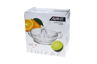Avanti Glass Citrus Juicer