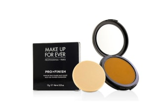 Make Up For Ever Pro Finish Multi Use Powder Foundation - # 177 Neutral Caramel 10g/0.35oz