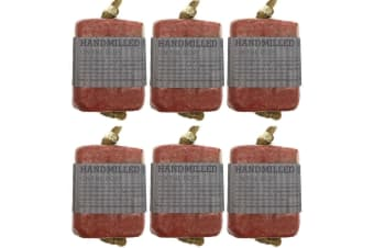 Scented Soap On A Rope Red Jasmine Rice 6 Pack