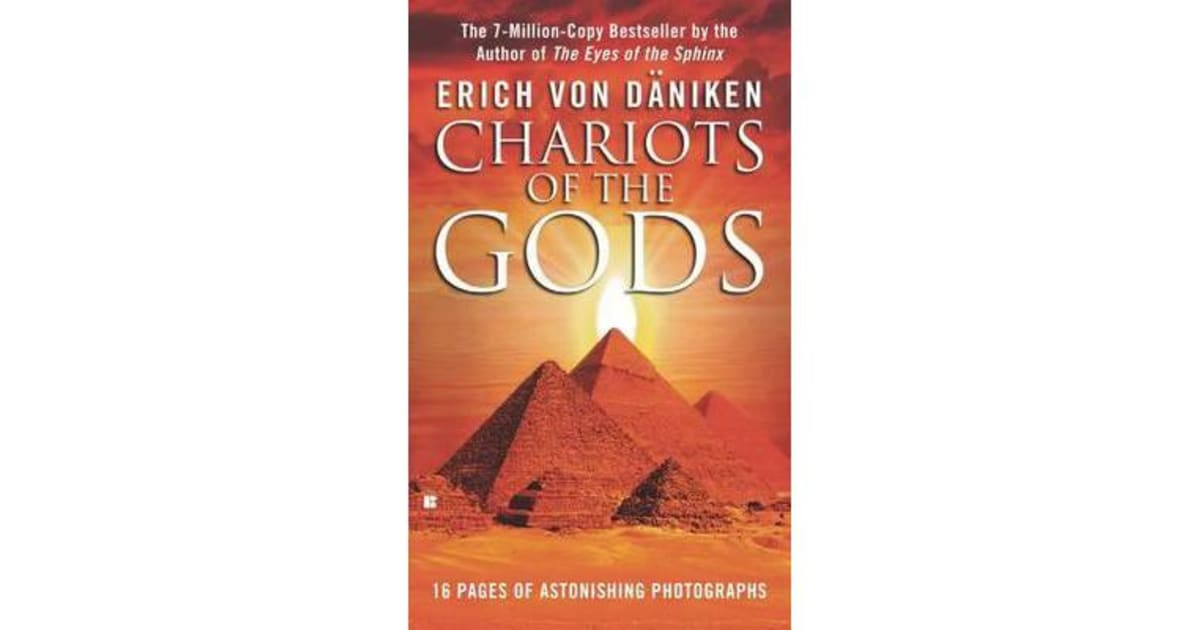 an analysis of chariots of the gods by erich von daniken Chariots of the gods: erich von daniken: and analysis of the evidence used by mainstream science erich von daniken had the insight and courage to research a.