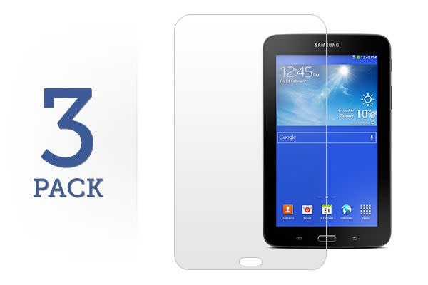 """3 Pack Screen Protector for Samsung Galaxy Tab 3 Lite 7.0"""""""