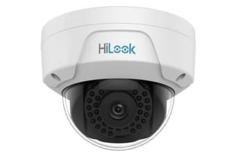 HiLook IP PoE IPC-D140H Security Camera Outdoor Dome