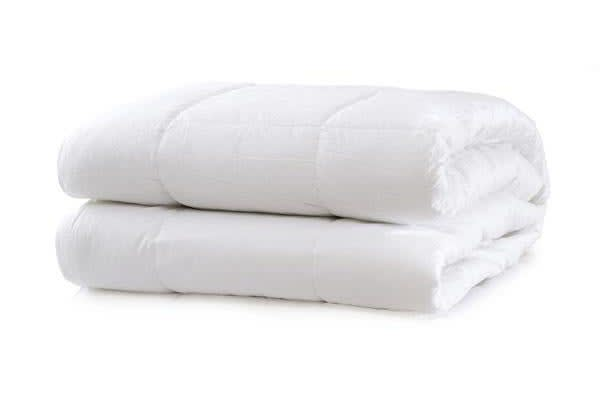 Royal Comfort 1000GSM Goose Down and Feather Mattress Topper (Double)