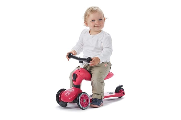 Scoot & Ride Highwaykick (Pink)
